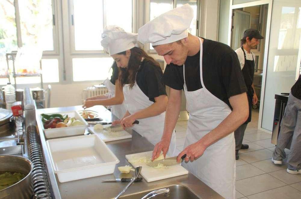 Soy Ayudante de Cocina Practico