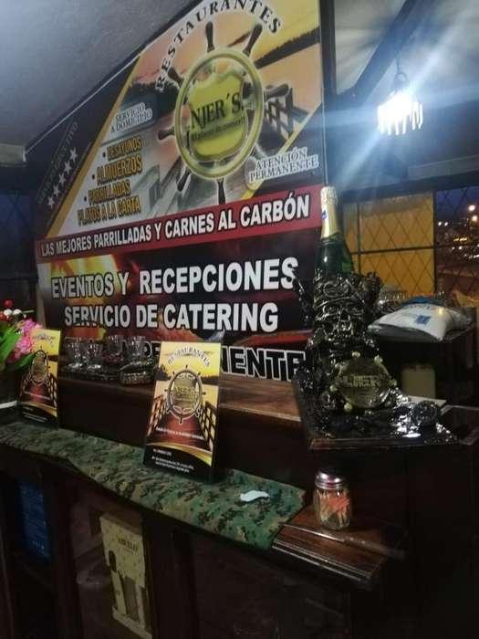 de Oportunidad Se Vende Restaurante