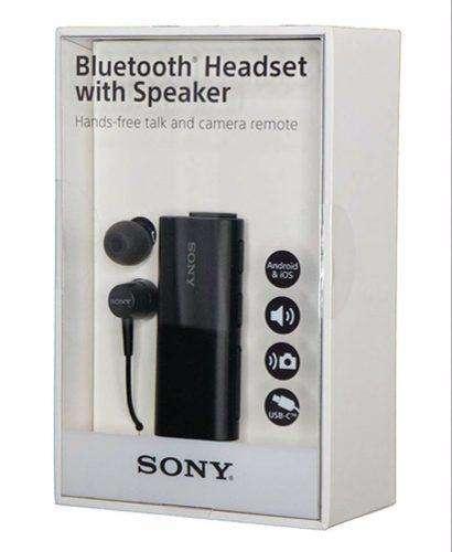 Sony Headset Bluetooth Sbh56, 100 Original, Nuevo Y Sellado ¡Tienda!