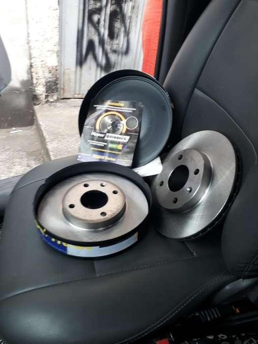 Vendo 2 Discos de <strong>frenos</strong> de Paquete