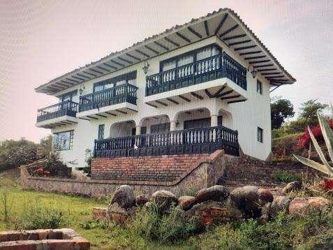 villa de leyva casa en condominio 750.000000 recibo en <strong>parte</strong> clima cálido