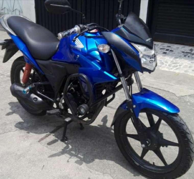 Vendo O Permuto Honda Cb 110 2014