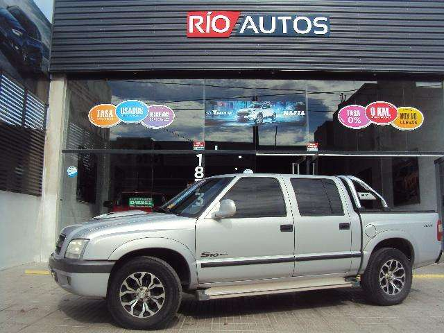<strong>chevrolet</strong> S-10 2004 - 250000 km