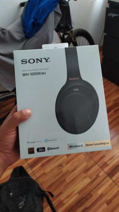 Auricularess audifonos Sony Wh-1000xm3