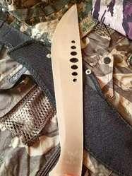 Cuchillo Machete Ox Head Kukri