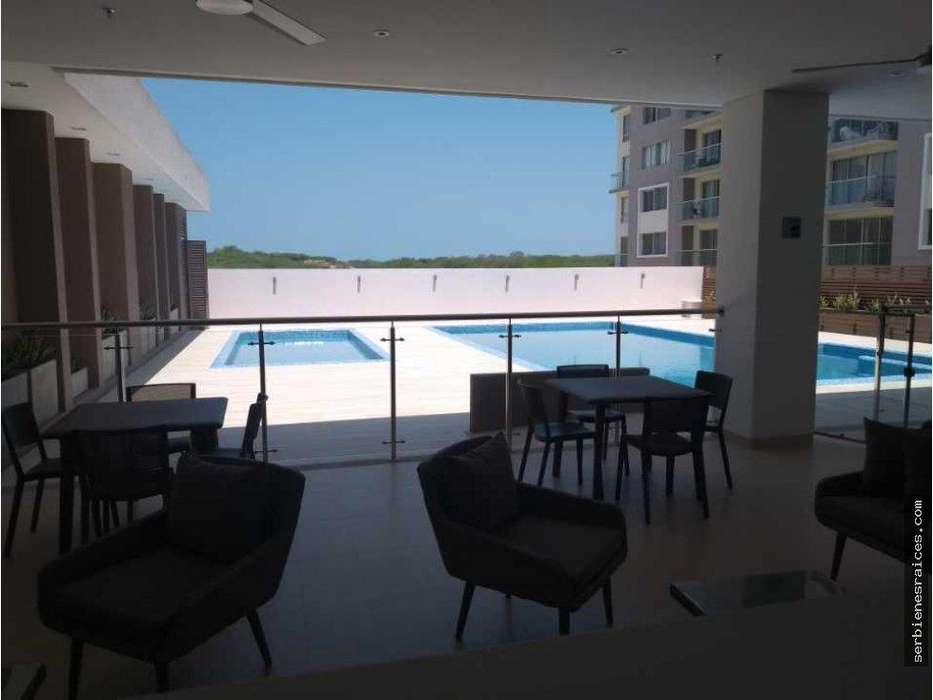 Arriendo Espectacular Apartamento con Full Acabados en Barranquilla