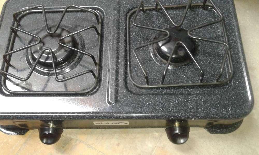 Venta de estufa a gas poco uso