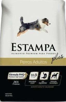 Perro Adulto Estampa Plus 20 Kg