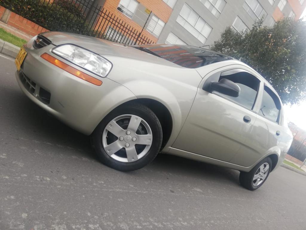 Chevrolet Aveo con Aire 2014