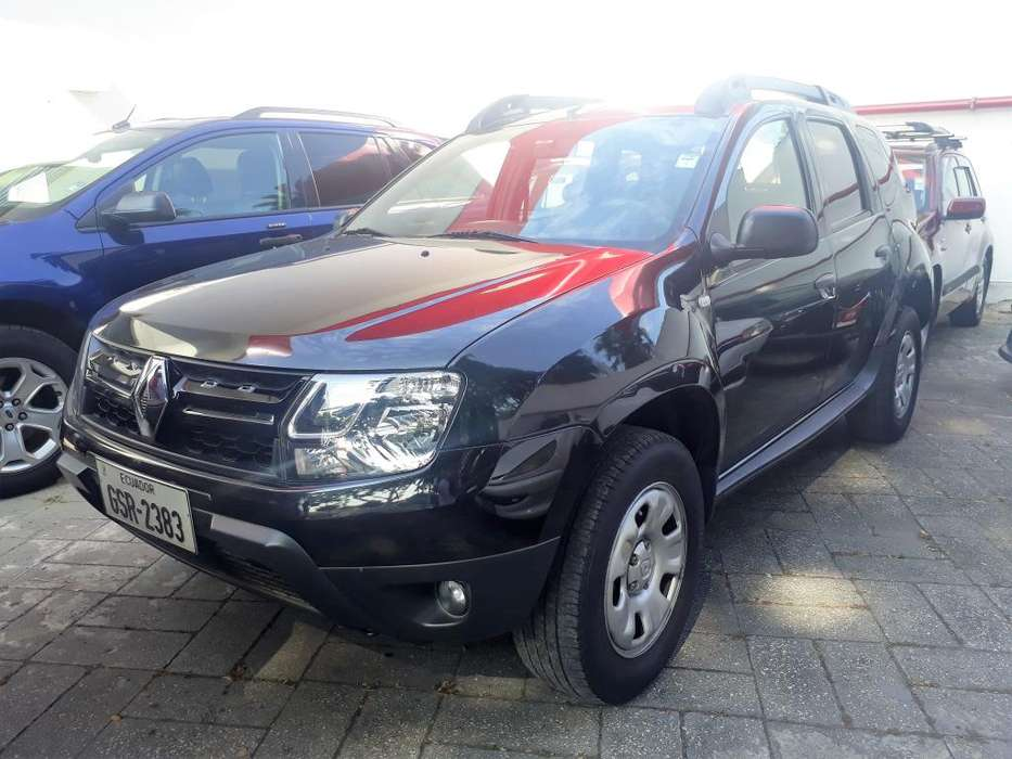 Renault Duster 2017 - 52913 km