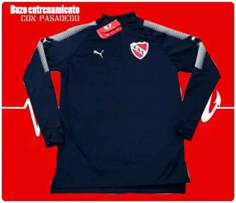 Buzo Entrenamiento Independiente
