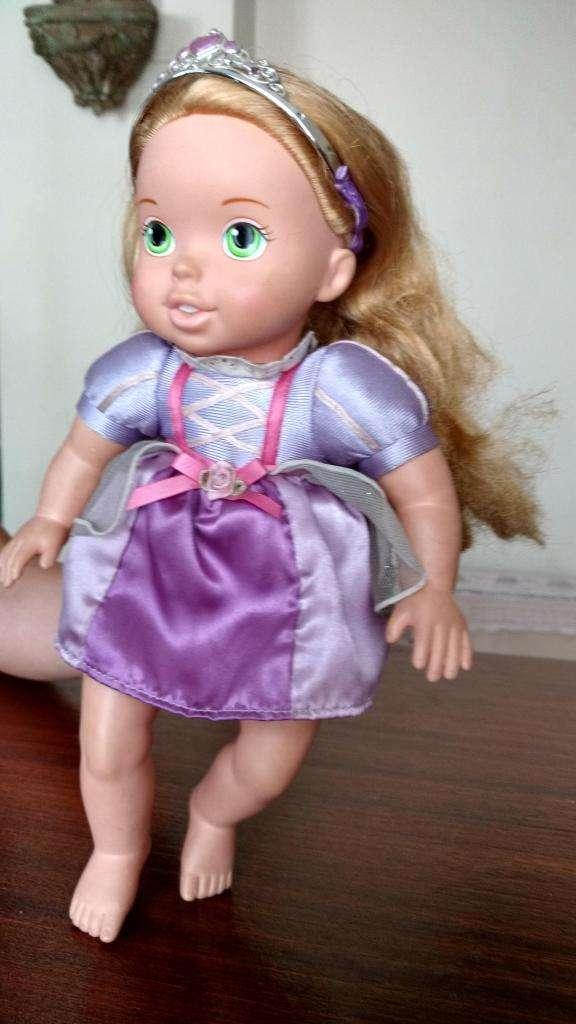 Disney Mi Princesa Dulce Rapunzel Scaja