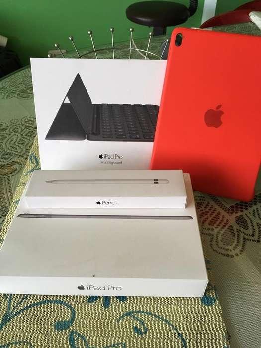 iPad Pro 9.7 32G Pencil Smart Keyboard Case Apple Red