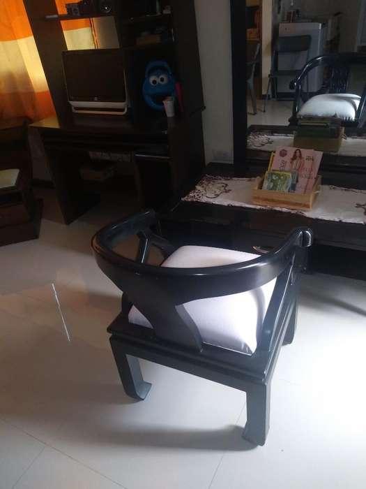 <strong>silla</strong> en Madera Cedro Muy Buen Estado