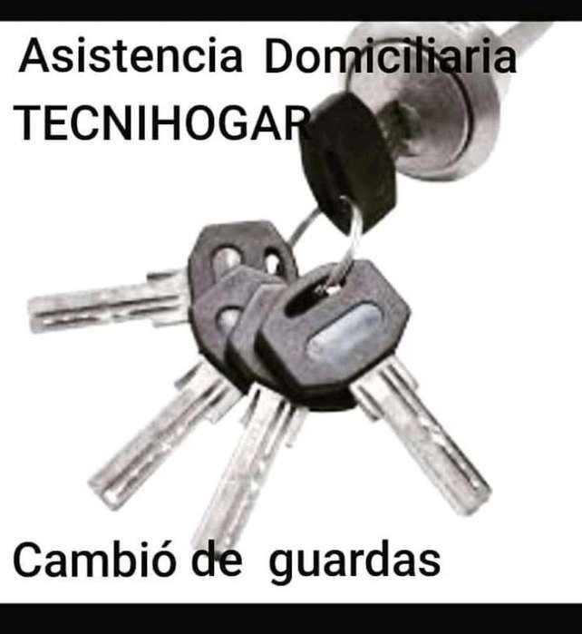 Asistencia Domiciliaria Tecnihogar