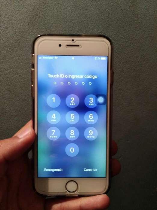 Se Cambia iPhone 6 por Samsung S8 Plus