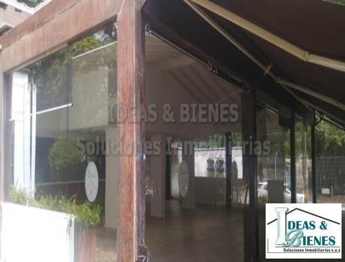Casa Comercial En Arriendo Medellín Sector San Lucas: Código 888279