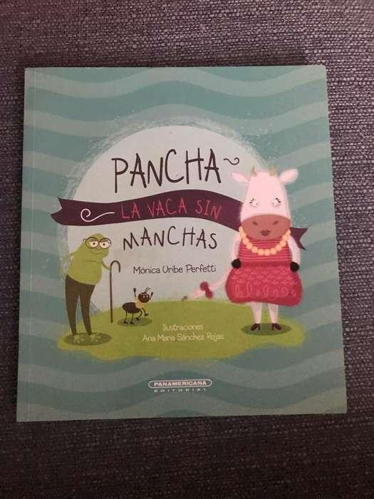 Libro Pancha La Vaca sin Manchas