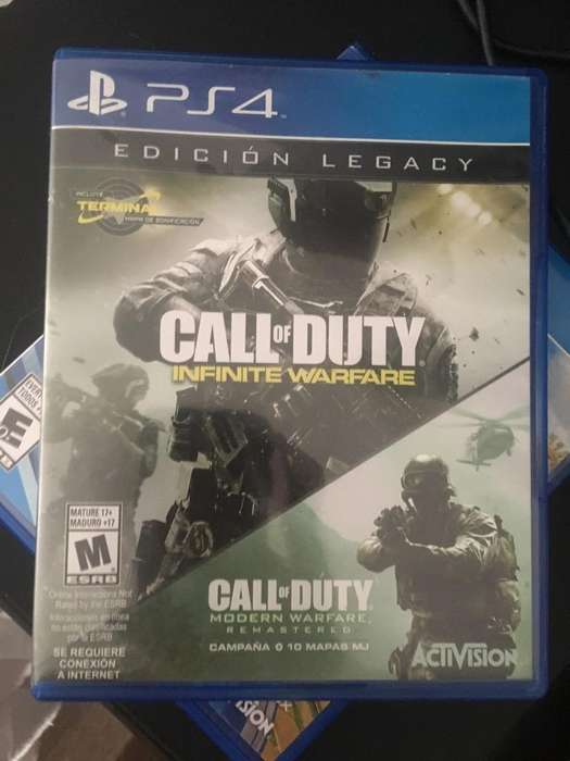 Call Of Dutty Ps4