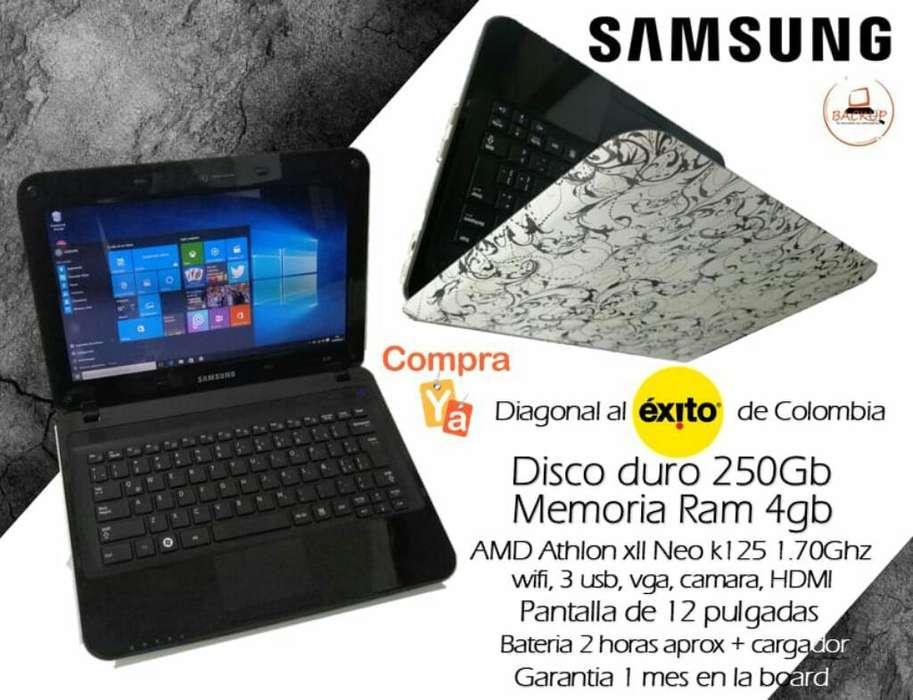 Portatil Samsung