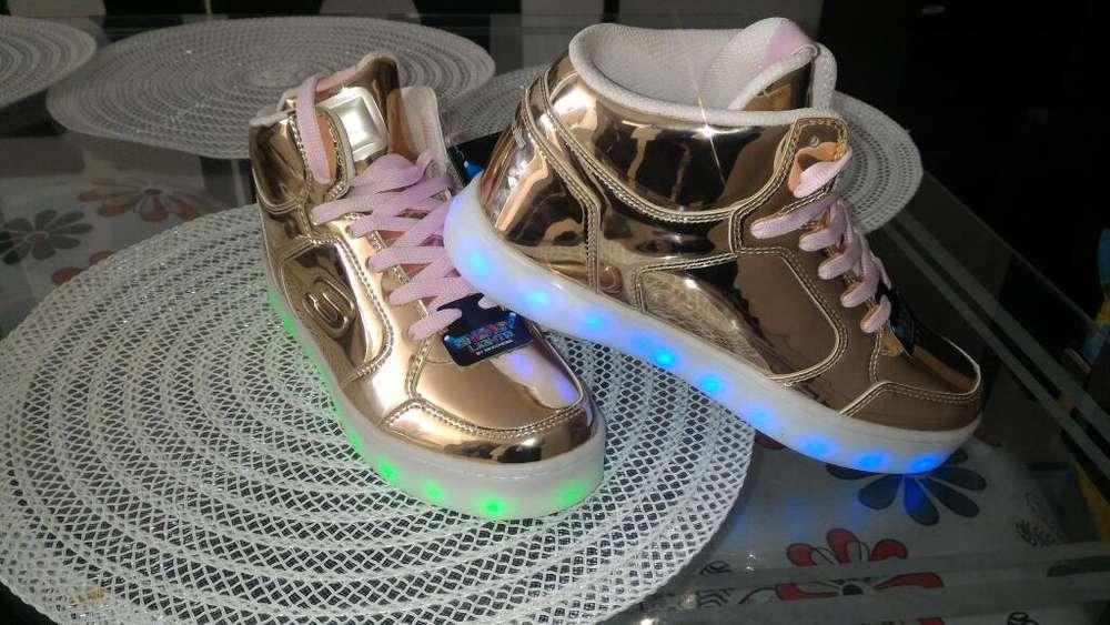 Zapatos Energy Light Americanos