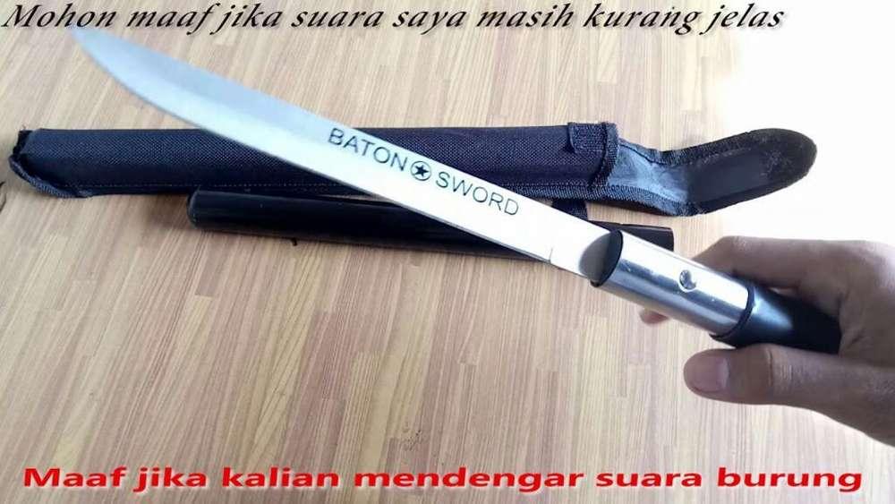 Daga Oculta Baston Sword Cuchillo