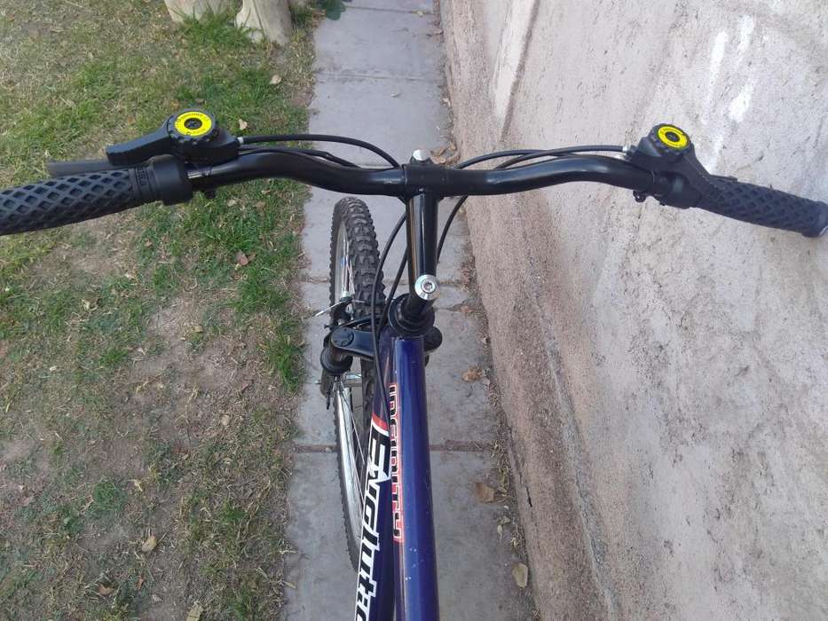 Vendo bicicleta Evolution Infinity Rodado 26