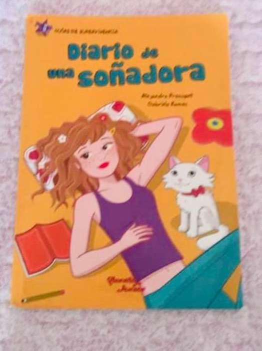 Vendo libro :el diario de una adolescente de Alejandra Proceput y Gabriela Ramón