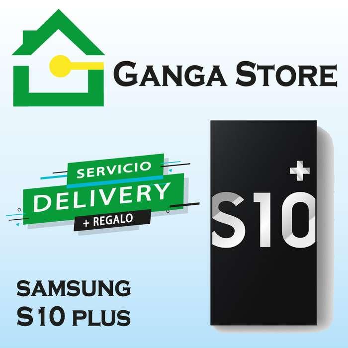 Samsung S10 Plus Nuevo Tienda Garantía