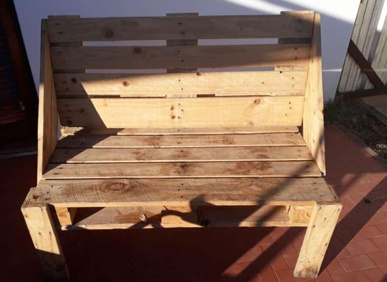 sillones de madera