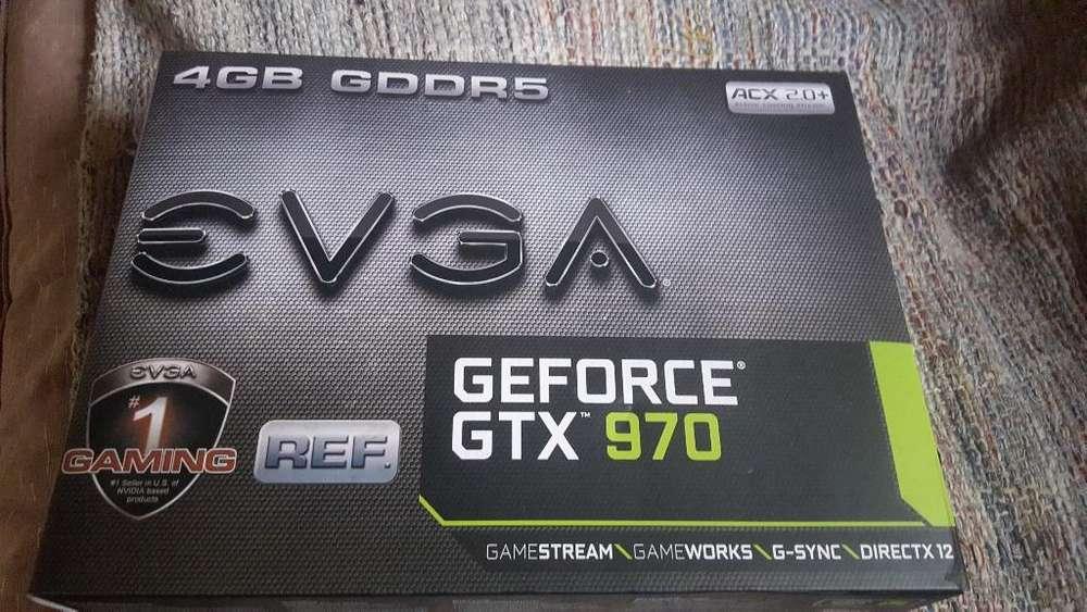 Geforce Gtx 970 4gb Gddr5(usada)