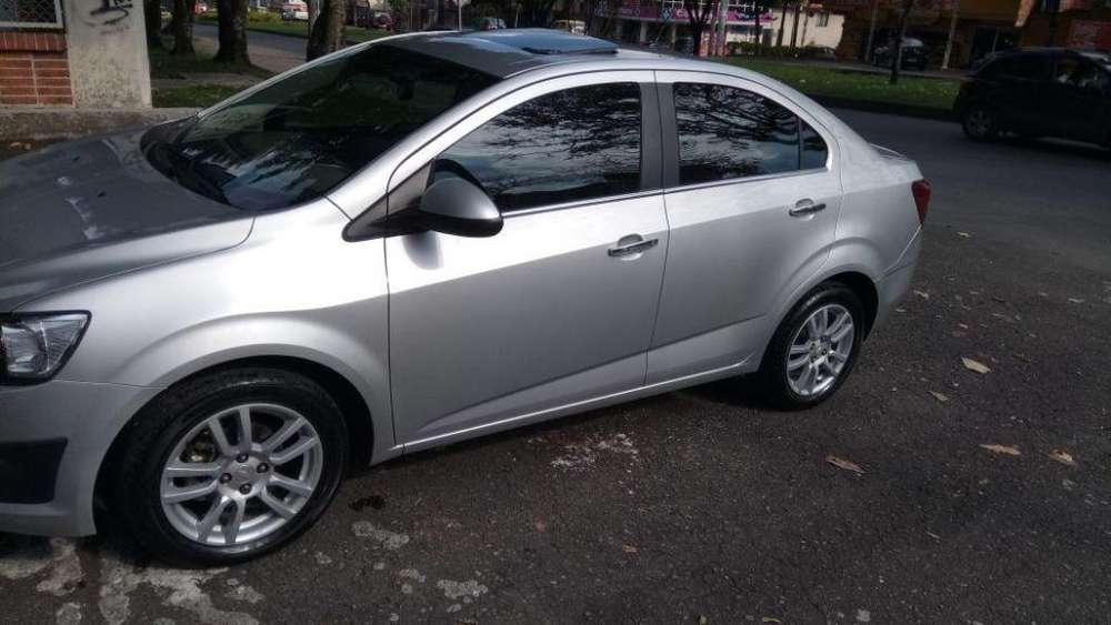 Chevrolet Sonic 2015 - 51000 km