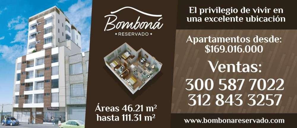 INVIERTA EN UNA EXCELENTE UBICACIÓN - <strong>apartamento</strong>S EN SAN IGNACIO