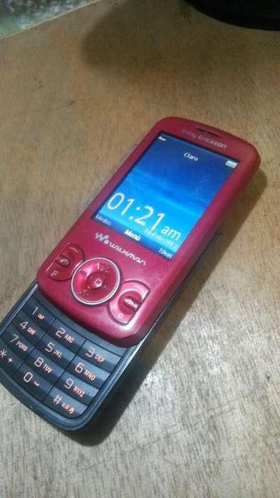 Sony Ericsson W100 Spiro Clásico Walkman