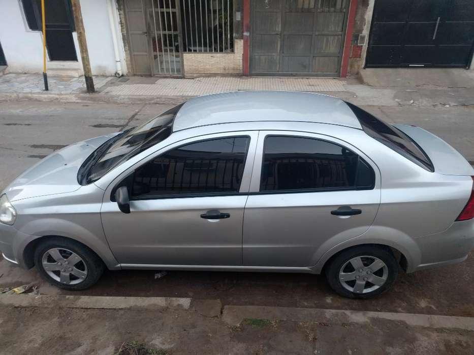 Chevrolet Aveo 2010 - 115000 km