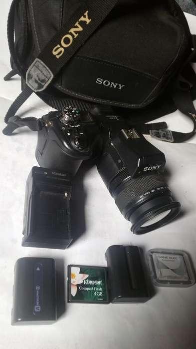 Camara Sony Dsc F828