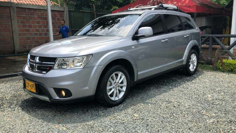 <strong>dodge</strong> Journey 2016 - 35000 km