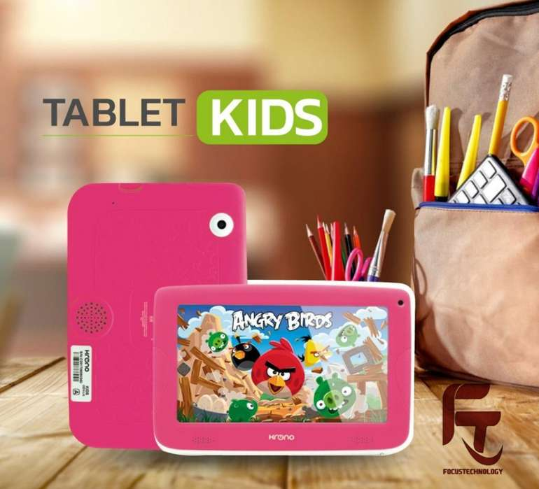 Tablet Kids Bluetooth