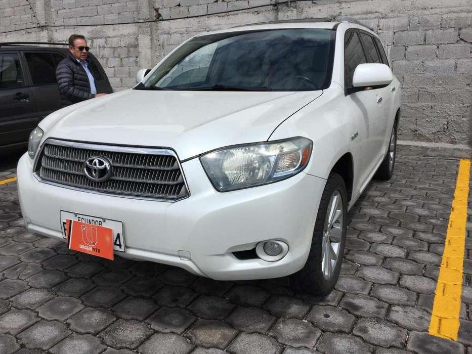 Toyota Highlander 2009 - 135000 km
