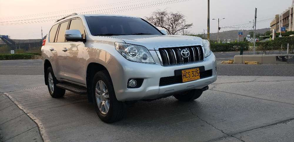 Toyota Prado 2013 - 83000 km