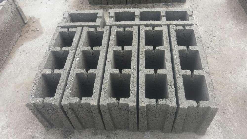 Venta de Bloketas de Concreto