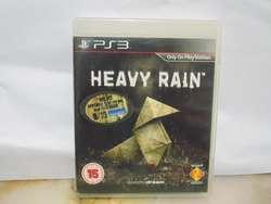 Heavy Rain Play Station 3 Ps3 Juego Insertcoin
