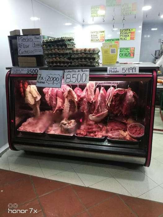 Vendo Nevera Exibidora para Carne