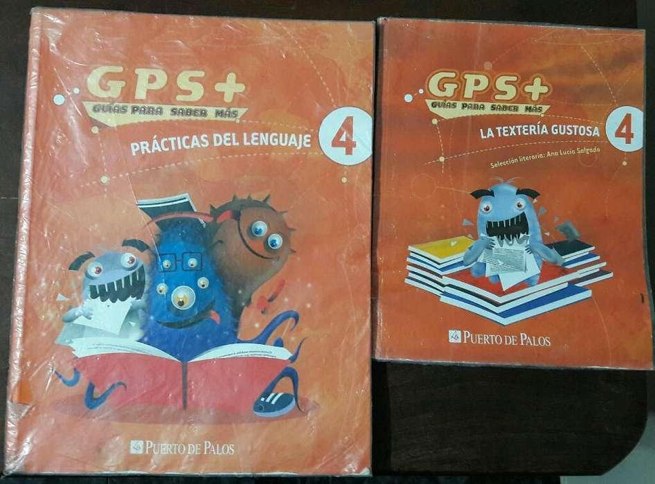 Gps Guias para Saber Más 4 Practicas del Lenguaje