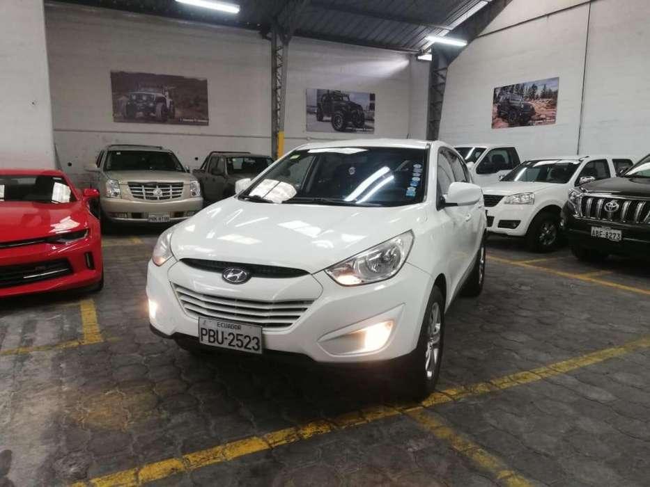 Hyundai Tucson 2012 - 124000 km