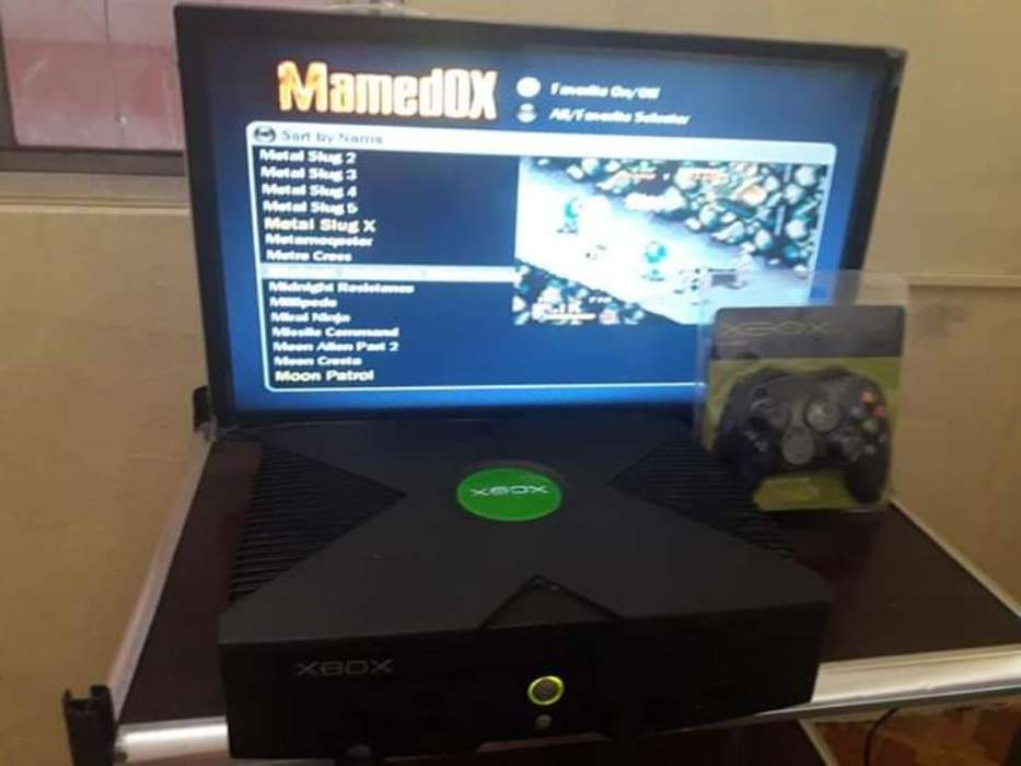 Vendo Xbox Arcadia 3.000 Juegos Retro Y