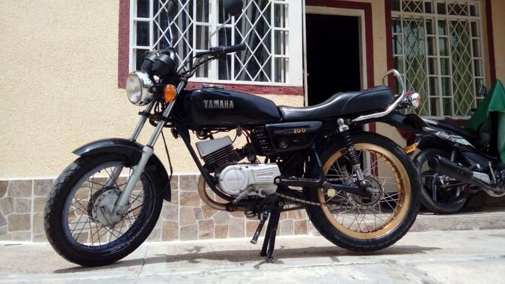 Se vende moto <strong>yamaha</strong> Rx 100