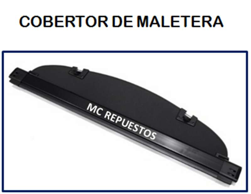 COBERTOR DE MALETERA GREAT WALL, HAVAL Y OTRAS MARCAS CHINAS