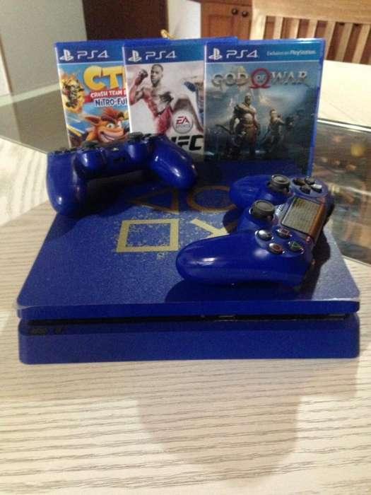 PlayStation 4 Edicion Limitada