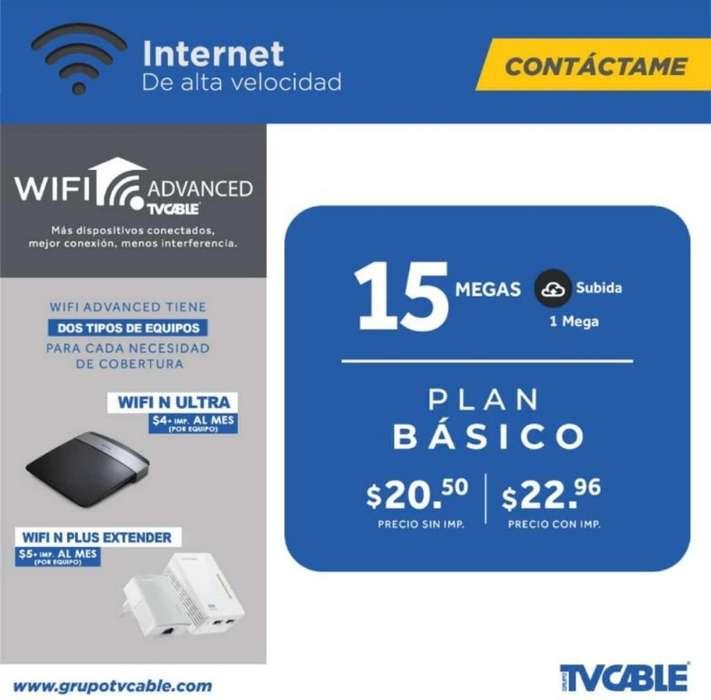 Planes Tv Cable Internet Telefonía Fija